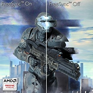AMD FreeSync for Intense Gaming