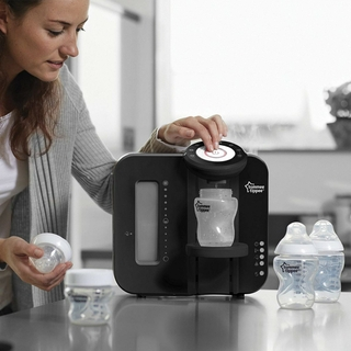 Your Perfect Prep machine is designed for use with water straight from the tap.