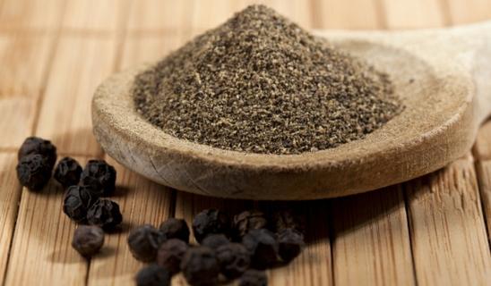 Milled Black Pepper