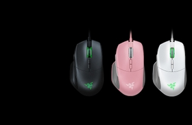 The world's most advanced FPS gaming mouse