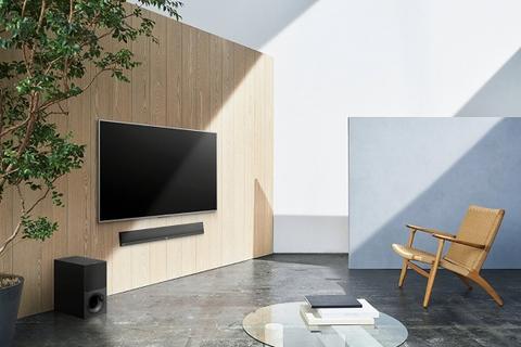 True Wireless Surround Sound