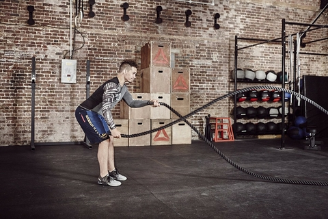 Muscle-building Rope