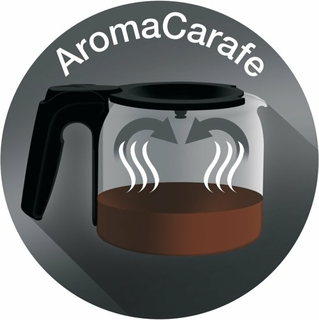 12-cup AromaCarafe