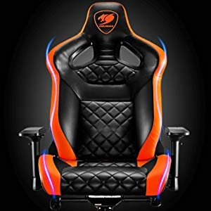 A Massive Gaming Throne: Support for 160 Kg