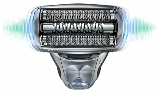 Pulsonic Shaver Technology