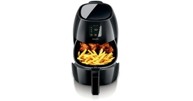 With the Airfryer you can fry, grill, roast and even bake