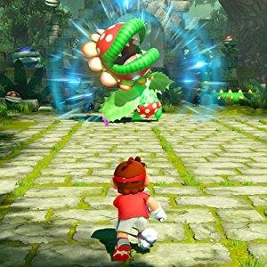 Level up Mario