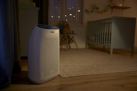 Healthy air protect alert for filter lifetime with accuracy