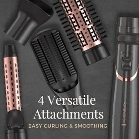 Four Versatile Attachments