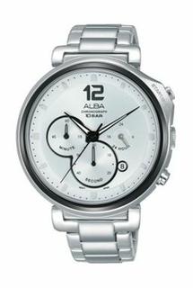Alba Metal Watch