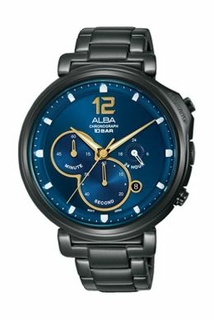 Alba Metal Watch