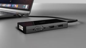 مثبت مع USB-C
