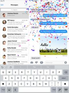 A mobile, modern OS