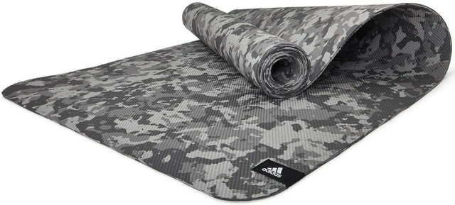ADIDAS TRAINING MAT - GREY CAMO