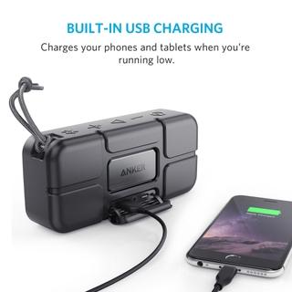 Built-In USB Charging