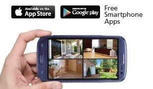 Samsung 16 Channel DVR Security Camera(SDS-P5082) | Xcite