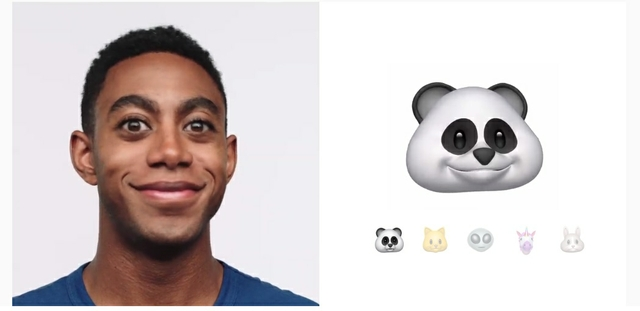 Animoji. A New Way To Get Into Character.