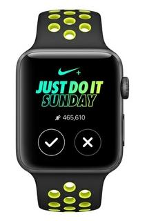 08317cbac0 Apple Watch Nike+ Series 3 | New Smartwatch | Xcite Saudi