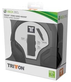 Trigger Stereo Headset