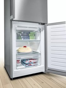 LED light: keeps the contents of your fridge in the spotlight.