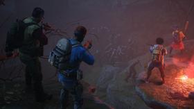 شارك في الحرب ضد مسوخ Ridden في لعبة تصويب تعاونية مثيرة من منظور الشخص الأول يقدمها مصممو Left 4 Dead.