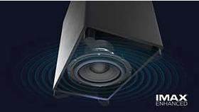IMAX Enhanced. Immersive, heart-pounding audio
