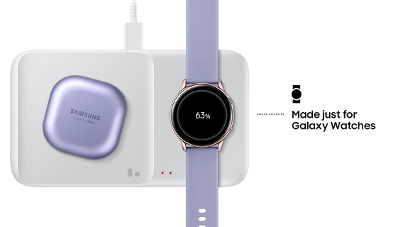 Galaxy Watches are right at home