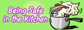 Be in a Safe Kitchen