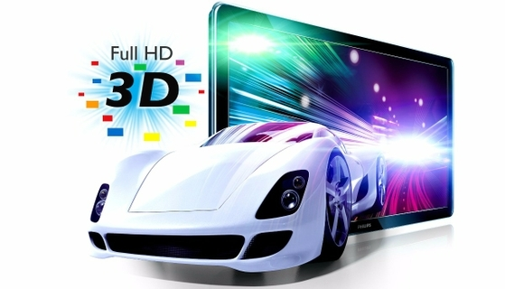 Blu-ray Full HD 3D Supported