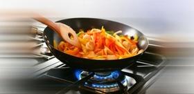 التحكم في درجة حرارة الأكل