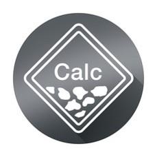 Calc warning
