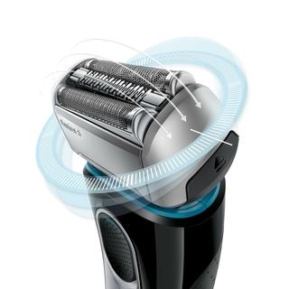 AutoSensing motor | 8 Direction Comfort head