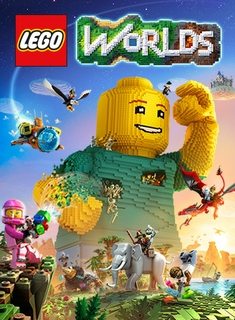 The New Lego Worlds: Game Overview