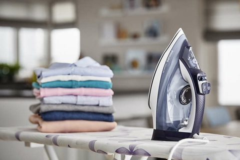 Philips Steam Iron: Built to Perform, Day After Day