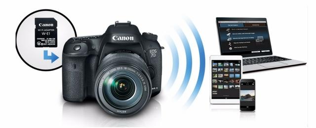canon eos 7d mark ii 18 135mm wifi digital camera photography rh xcite com sa canon eos 70d manual pdf svenska canon eos 7d manual svenska