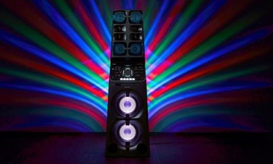 Sony High Power DVD USB Bluetooth Audio System| high Quality