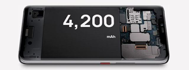 Massive Battery Capacity