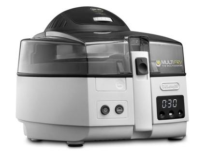 Low-Oil Fryer and Multicooker