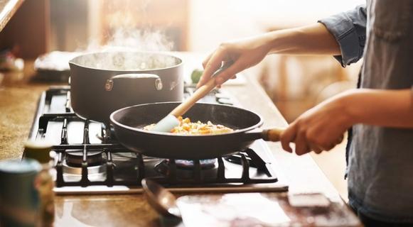 الطبخ أقوى وأكثر كفاءة