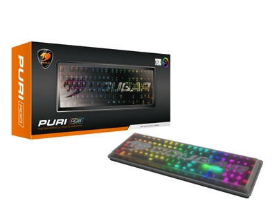 The Gamer's Ultimate RGB Weapon
