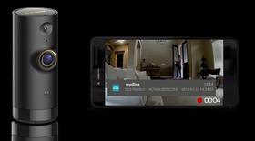 يمكنك الوصول للكاميرا في أي وقت و في أي مكان من خلال تطبيق Mydlink