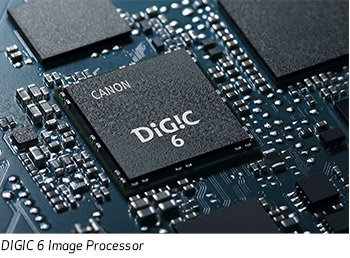 DIGIC 6 Image Processor