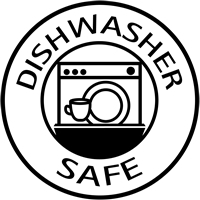 Dishwasher-safe parts for easy cleaning