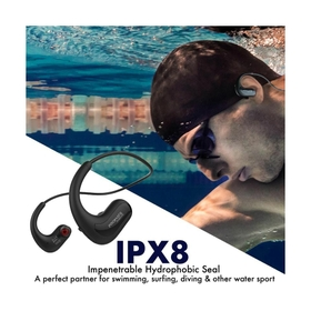 سماعة الأذن IPX8