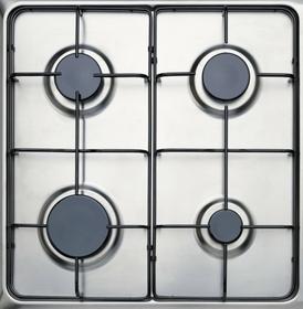 Enamel Pan Support Providing Heat Resistance