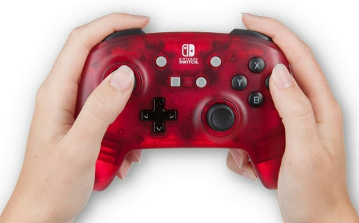 Enhanced Wireless Controller for Nintendo Switch