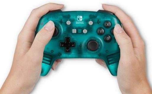 Enhanced Wireless Controller for Nintendo Switch