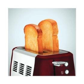 Evoke Red 2 Slice Toaster