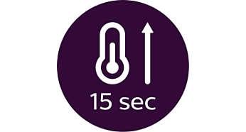 ١٤ إعداد رقمي لدرجات الحرارة