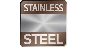 Iconic Stainless Steel Finishing, Shaped to Precision